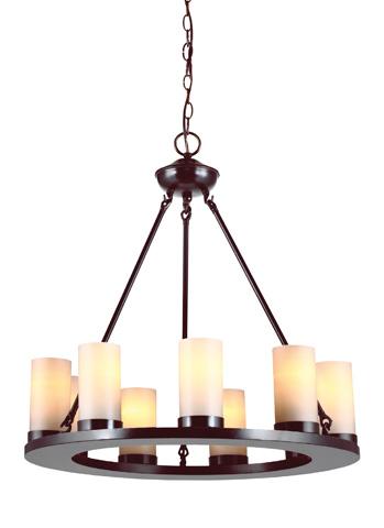Sea Gull Lighting - Nine Light Chandelier - 31587-710