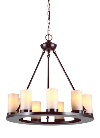 Sea Gull Lighting - Nine Light Chandelier - 31587BLE-710