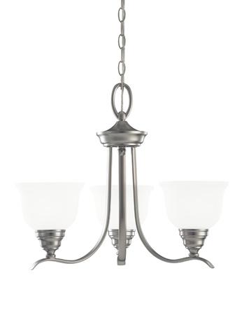 Sea Gull Lighting - Three Light Chandelier - 31625-962