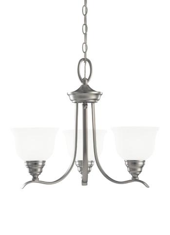 Sea Gull Lighting - Three Light Chandelier - 31625BLE-962