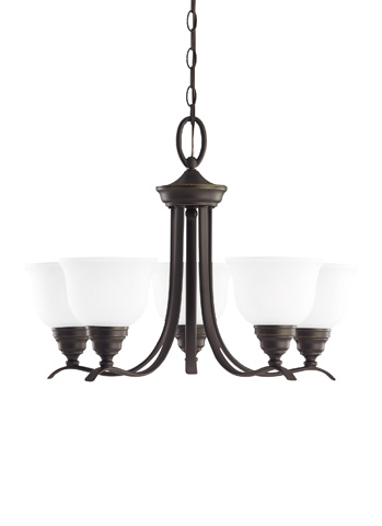 Sea Gull Lighting - Five Light Chandelier - 31626-782