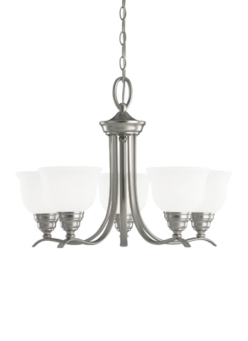 Sea Gull Lighting - Five Light Chandelier - 31626-962