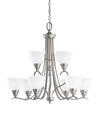 Sea Gull Lighting - Nine Light Chandelier - 31627-962