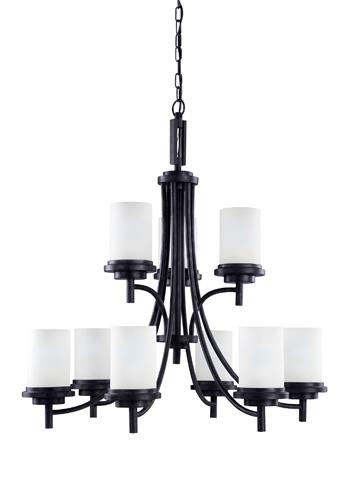 Sea Gull Lighting - Nine Light Chandelier - 31662-839