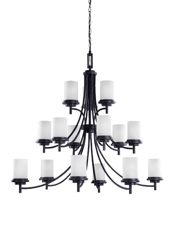Sea Gull Lighting - Fifteen Light Chandelier - 31663-839