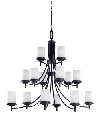 Sea Gull Lighting - Fifteen Light Chandelier - 31663BLE-839