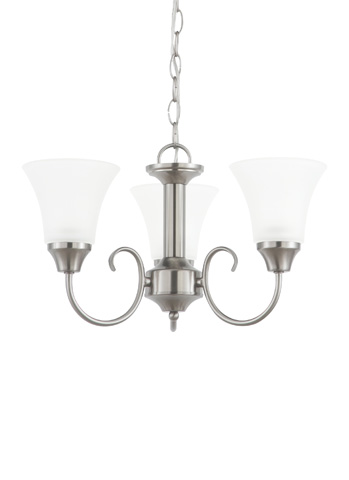 Sea Gull Lighting - Three Light Chandelier - 31806-962