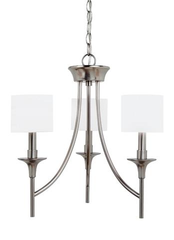Sea Gull Lighting - Three Light Chandelier - 31932-962