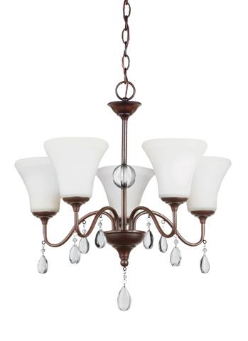 Sea Gull Lighting - Five Light Chandelier - 3210505-710