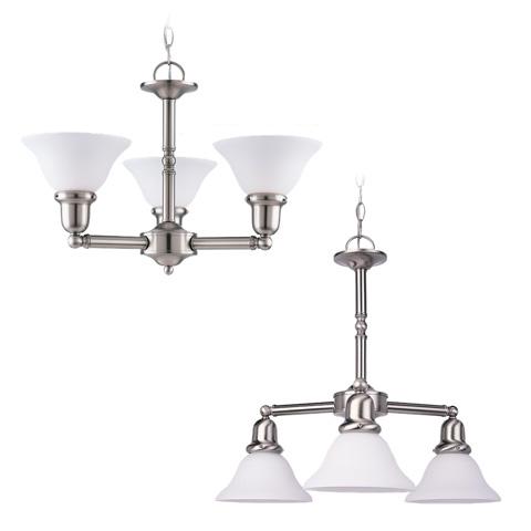 Sea Gull Lighting - Three Light Chandelier - 39061BLE-962