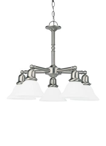 Sea Gull Lighting - Five Light Chandelier - 39062BLE-962