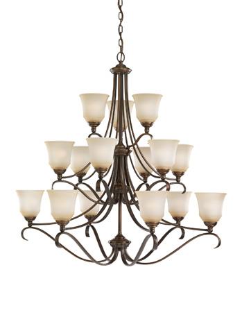 Sea Gull Lighting - Fifteen Light Chandelier - 39382BLE-829