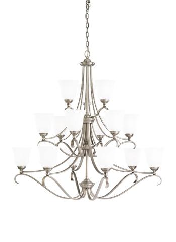Sea Gull Lighting - Fifteen Light Chandelier - 39382BLE-965