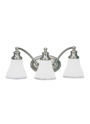 Sea Gull Lighting - Three Light Wall / Bath - 40011-773