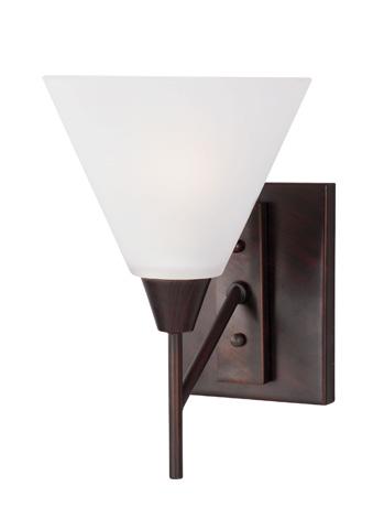 Sea Gull Lighting - One Light Wall / Bath Sconce - 4111201-710