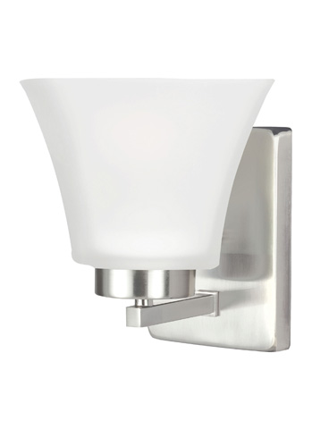Sea Gull Lighting - One Light Wall / Bath Sconce - 4111601-962