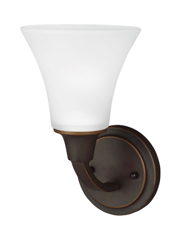 Sea Gull Lighting - One Light Wall / Bath Sconce - 4113201-715