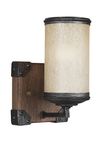 Sea Gull Lighting - One Light Wall / Bath Sconce - 4113301-846