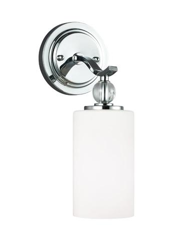 Sea Gull Lighting - One Light Wall / Bath Sconce - 4113401-05