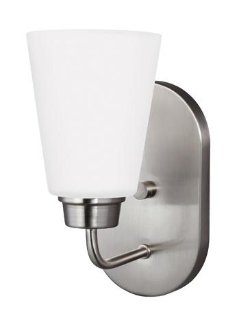 Sea Gull Lighting - One Light Wall / Bath Sconce - 4115201BLE-962