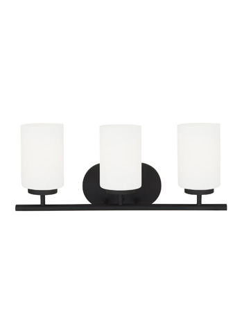 Sea Gull Lighting - Three Light Wall / Bath Sconce - 41162BLE-839