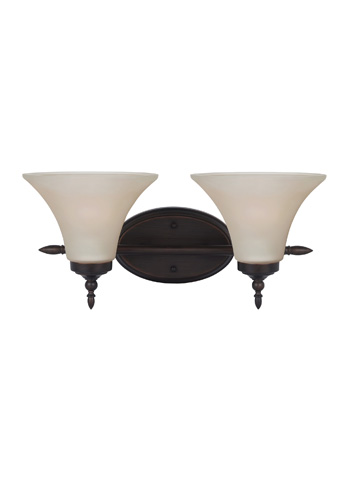 Sea Gull Lighting - Two Light Wall / Bath Sconce - 41181BLE-710