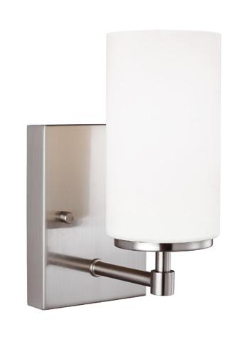 Sea Gull Lighting - One Light Wall / Bath Sconce - 4124601BLE-962