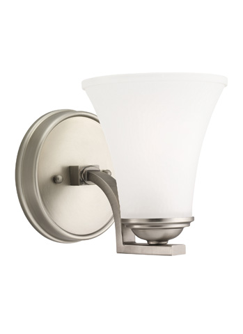 Sea Gull Lighting - One Light Wall / Bath Sconce - 41375BLE-965