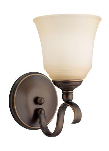 Sea Gull Lighting - One Light Wall / Bath Sconce - 41380-829