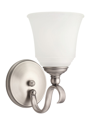 Sea Gull Lighting - One Light Wall / Bath Sconce - 41380-965