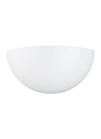 Sea Gull Lighting - One Light Wall / Bath Sconce - 4138-15