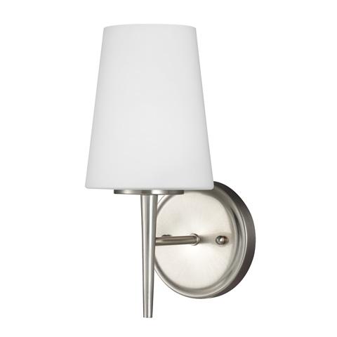 Sea Gull Lighting - One Light Wall / Bath Sconce - 4140401BLE-962