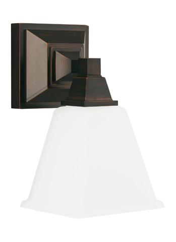 Sea Gull Lighting - One Light Wall / Bath Sconce - 4150401-710