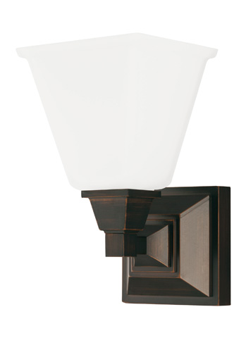 Sea Gull Lighting - One Light Wall / Bath Sconce - 4150401BLE-710