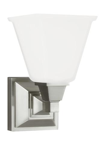 Sea Gull Lighting - One Light Wall / Bath Sconce - 4150401BLE-962