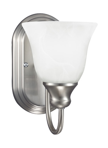 Sea Gull Lighting - One Light Wall / Bath Sconce - 41939-962