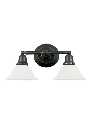 Sea Gull Lighting - Two Light Wall / Bath Sconce - 44061-782