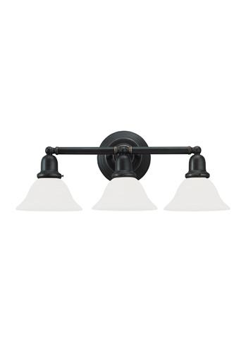 Sea Gull Lighting - Three Light Wall / Bath Sconce - 44062-782