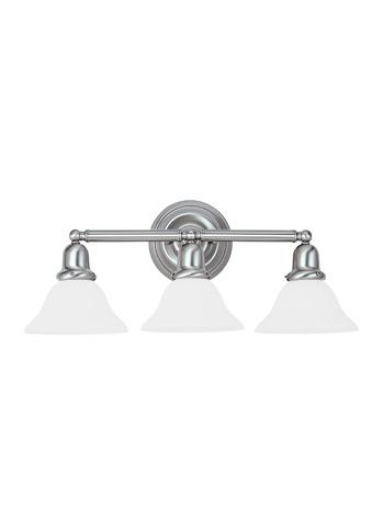 Sea Gull Lighting - Three Light Wall / Bath Sconce - 44062-962