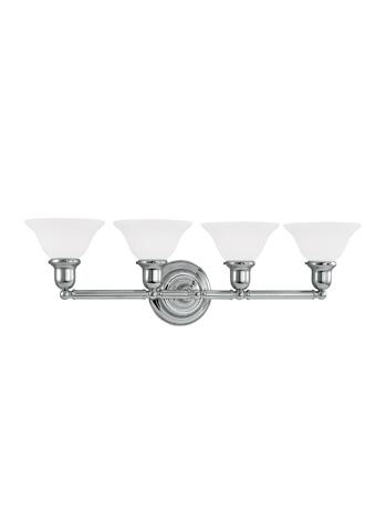 Sea Gull Lighting - Four Light Wall / Bath Sconce - 44063-05