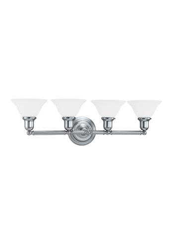 Sea Gull Lighting - Four Light Wall / Bath Sconce - 44063-962