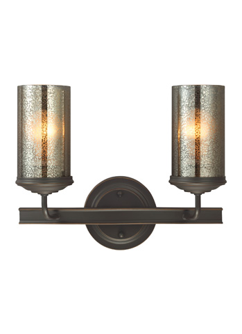 Sea Gull Lighting - Two Light Wall / Bath Sconce - 4410402BLE-715