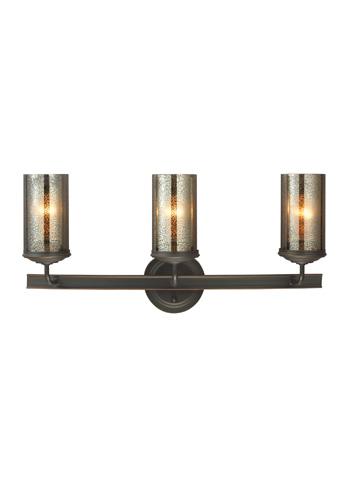 Sea Gull Lighting - Three Light Wall / Bath Sconce - 4410403-715