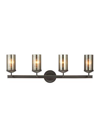 Sea Gull Lighting - Four Light Wall / Bath Sconce - 4410404BLE-715