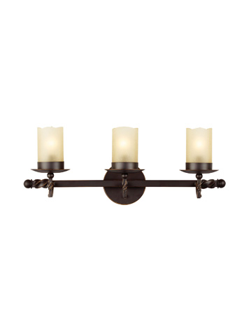Sea Gull Lighting - Three Light Wall / Bath Sconce - 4410603-191