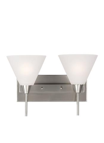 Sea Gull Lighting - Two Light Wall / Bath Sconce - 4411202-962