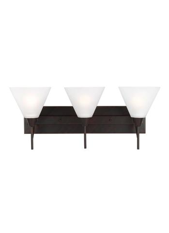 Sea Gull Lighting - Three Light Wall / Bath Sconce - 4411203BLE-710