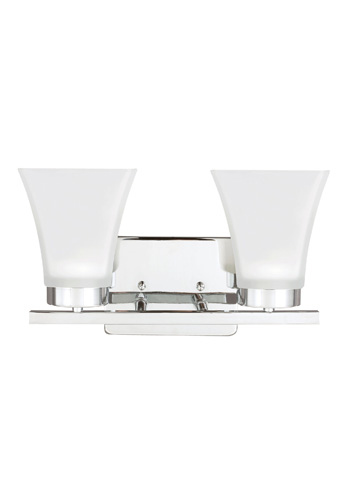 Sea Gull Lighting - Two Light Wall / Bath Sconce - 4411602BLE-05