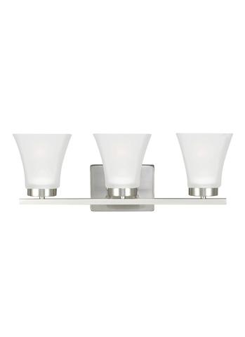 Sea Gull Lighting - Three Light Wall / Bath Sconce - 4411603BLE-962