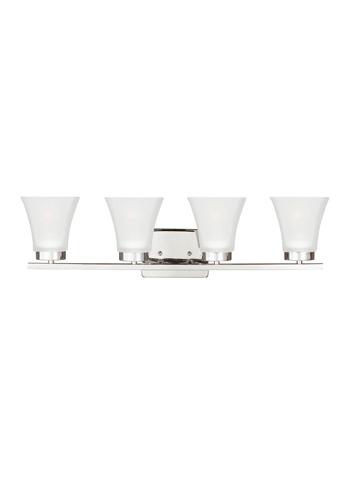 Sea Gull Lighting - Four Light Wall / Bath Sconce - 4411604BLE-05